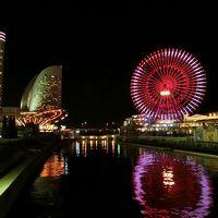 横浜ロイヤルパークホテルとイルミネーションと中華街の散策♪