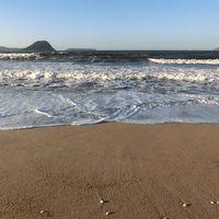 船で韓国から帰る旅(5)佐賀 虹の松原