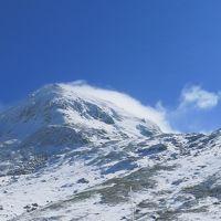 立山・黒部で絶景 その1 今シーズン初の雪景色