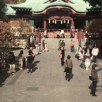 東京散策(亀戸七福神、都電跡地めぐり)