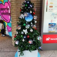 Disney CRYSTAL MAGIC〜ディズニーと東急のクリスマススタンプラリーやイルミネーション〜�(横浜、武蔵小杉編)