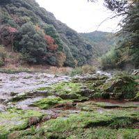 長門湯本温泉と音信川沿いの散歩