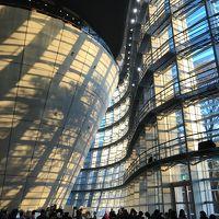 2016 12月 アートと神社をめぐる東京1人旅