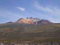 トゥヌパ山麓