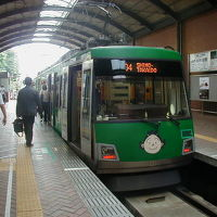 世田谷線駅&駅周辺のグルメと観光 2005/09/23