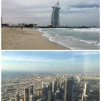 Emiratesで行くドバイ (5日目) ジュメイラ パブリックビーチ・ドバイモール・バージュカリファ編