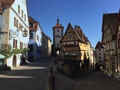 Rothenburg ob der Tauber(ローテンブルク)