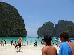 東南アジアのビーチを求めて(プーケット)