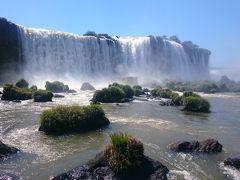 アルゼンチン縦断旅行その8−イグアスの滝(ブラジル側)とバードパーク