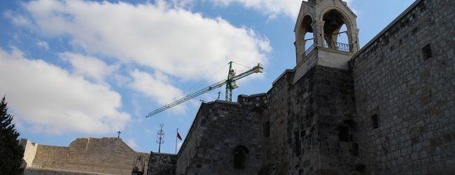 イスラエル聖地を巡る旅 1 聖誕教会