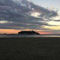 2017年初詣、実家からの帰りに江の島から鎌倉へ