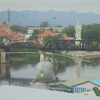 タイ一人旅旅行記2016〜2017�カンチャナブリ篇