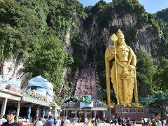 真冬の日本を飛び出して常夏の東南アジアへ!ペナン島・KL・マラッカ・シンガポール1人旅 その4:KL編� バトゥ洞窟とムルデカ・スクエア周辺とセントラルマーケット