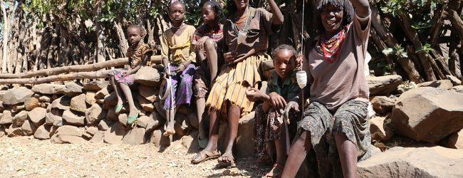 秘境パックで行くエチオピア�  世界遺産...