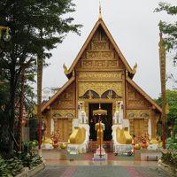 タイ 「行った所・見た所」 チェンライのB2ブティック&パジェットホテル宿泊と市内寺院めぐり