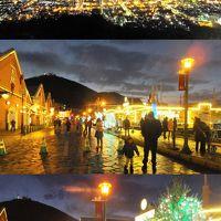 ロマンチック北海道、クリスマスイルミと夜景+帯広スイーツ旅 �