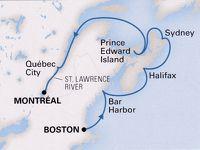 初めてのフライ&クルーズ カナダ/ニューイングランド (8)