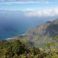 太平洋の絶景宝庫カウアイ島