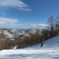 仙台へ!その1 仙台市泉区にあるスプリングバレー泉高原スキー場でスキー!