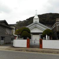 五島列島 五島市をひとまわり 教会やきれいな海をめぐる