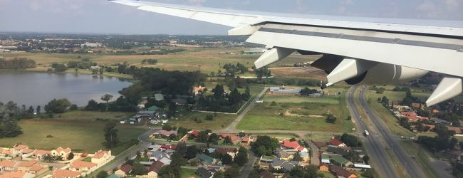 還暦記念に・・SouthAfricaへ・・飛んでっ...