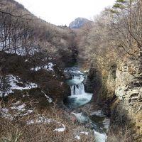 福島で雪見温泉したい! 3 感動の滝 〜鳳鳴四十八滝〜 in 仙台