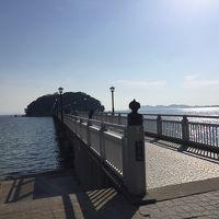 竹島散策と蒲郡うどんの小旅行