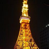 尾崎亜美と岡本真夜のコンサートを見に行ったついでに東京タワーに寄ってみる