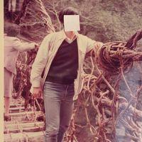 1979年(昭和54年)4月四国一周(愛媛 高知 徳島 香川)の旅9日間�徳島(龍河洞 小歩危 大歩危 遊覧船 かずら橋)