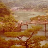 1979年(昭和54年)4月四国一周(愛媛 高知 徳島 香川)の旅9日間�香川(屋島 高松(栗林公園) 琴平(金刀比羅宮))