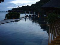 パンコール・ラウ・リゾートに泊まりたかっただけの旅〜マレーシア・パンコール・ラウ島〜