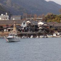 鞆の浦を歩く□17年3月〜江戸時代の国際都市、鞆の古い町並みと漁港