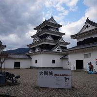 愛媛寄り道旅 (3) 城と街歩きで大洲に寄り道