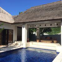 フィリピン航空で行く!初めてのヴィラ泊 bvilla+pool バリ島4日間