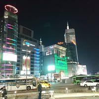日本のニュースで話題の ソウル・・・  混乱もなく 静かでした!