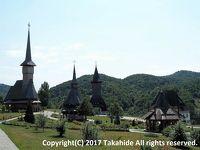 マラムレシュの木造聖堂群(Maramureş)