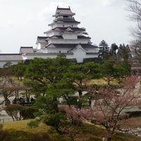 2017春の南東北3つの桜名所めぐり(2)会津鶴ヶ城ほか