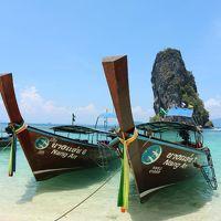 週末弾丸リゾート タイのクラビで食べ飲み夫婦旅!