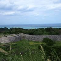 沖縄一人旅 その2 〜美ら海水族館、備瀬のフクギ並木、今帰仁城、古宇利大橋、万座毛〜