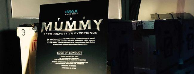 VRはこう使うのか!SXSWで「ザ・マミー」...