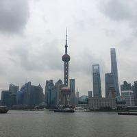 2017年最初の海外は友人を訪ねに上海&「東洋のベニス」蘇州へ �深夜の上海着、浦江飯店泊。そして翌朝外灘散歩