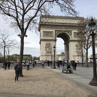 久しぶりの家族で海外はパリ旅行