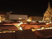 ロマンティック街道の旅4 クリスマスマーケット8 ニュルンベルク