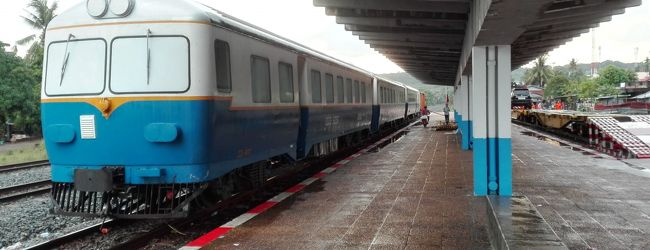 2017卯月鉄旅 カンボジアの旅客鉄道7時間...