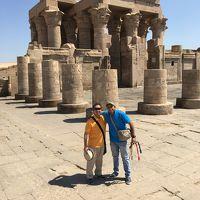 2017 3月 エジプトに行ってみた。ホルス神殿、コム・オンボ神殿編