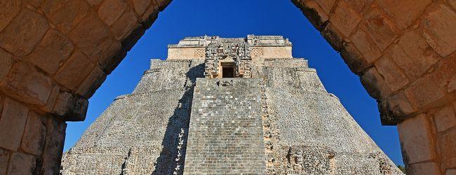 冬のメキシコ旅行(9)−【世】古代都市ウ...