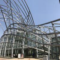 大阪へ行ったというのが当てはまるのかな〜という感じですが、中之島界隈で友人とおしゃべり(^:^)と大阪国立国際美術館