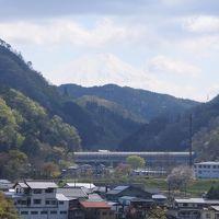 中央自動車道 ☆ 初狩PAからの眺望
