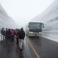 立山雪の大谷ウォーク