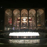 ワシントンD.C.とN.Y.の旅【4】メトロポリタンオペラ鑑賞、クリントンストリート、ハイライン、チェルシーマーケット、グランドセントラルオイスターバー、等